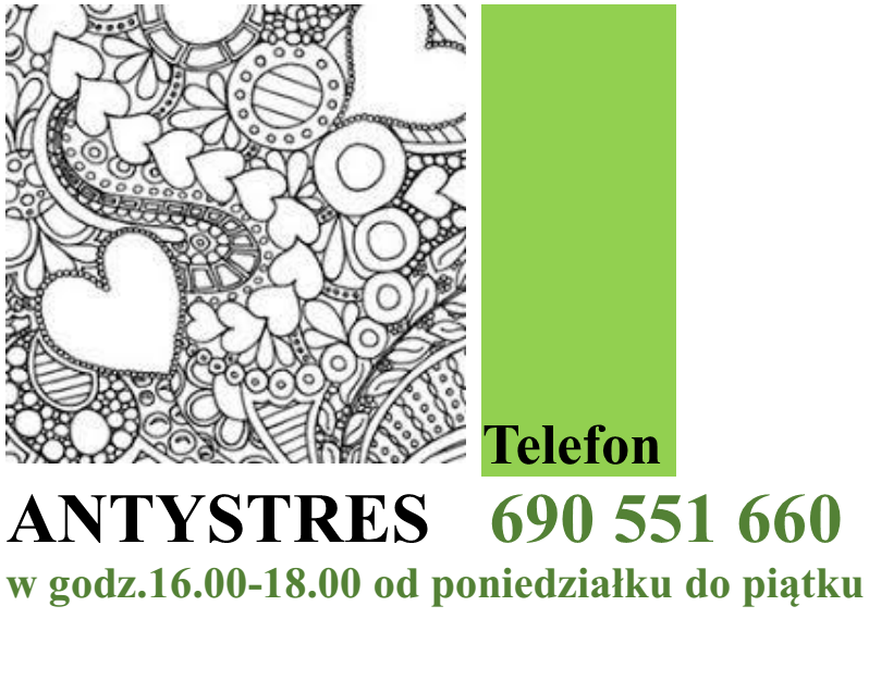 Telefon pomocowy 690 551 660